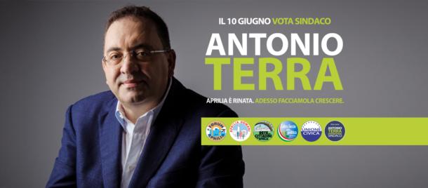 aprilia lista civica terra coalizione elezioni 2018