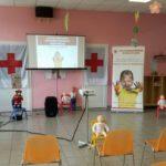 Baby Club e Croce Rossa: una collaborazione per la salute dei bambini