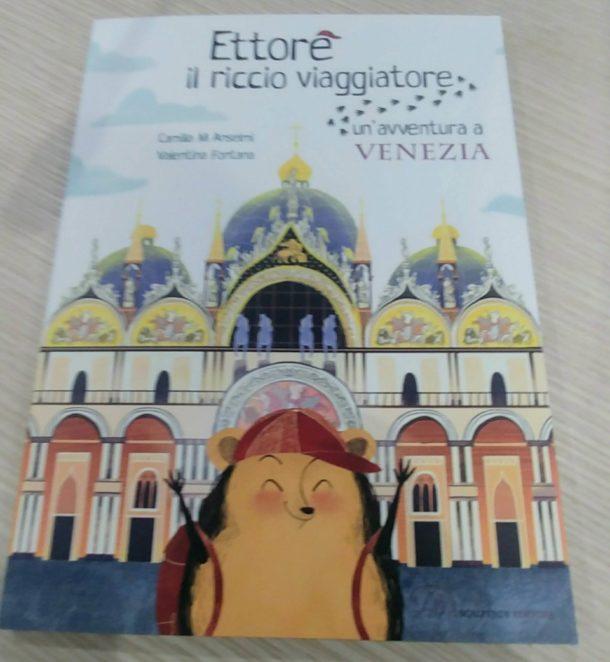 ettore il riccio viaggiatore un'avventura a venezia presentazione