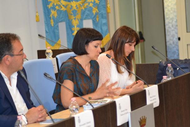 presentazione guida storico -turistica città aprilia