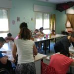 Comunità Raggio di Sole: il corso di arteterapia va in vacanza