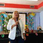 Festa di pensionamento affollatissima per la Preside della Gramsci Maria Nostro