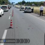 Incidente sulla Pontina, code all'altezza del tratto urbano verso il GRA