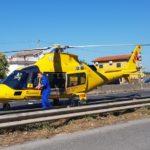 Due feriti nell'incidente di questa mattina