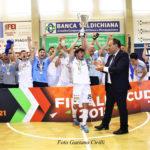La United Aprilia festeggia ancora: il team Under 21 è Campione d'Italia