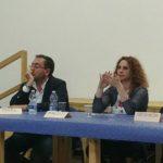 Incontro dei candidati sindaco per parlare del quartiere Toscanini