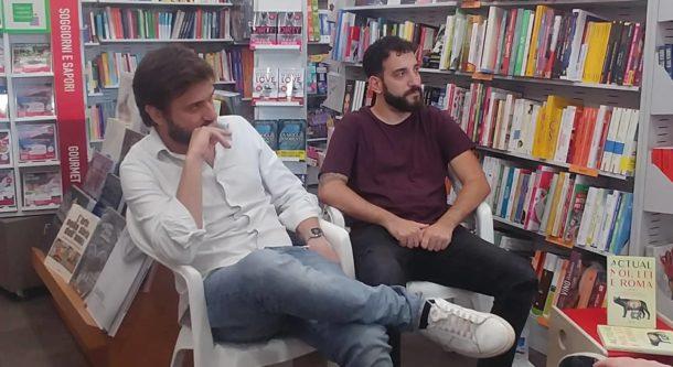 gli actual presentazione libro noi, lei e roma mondadori aprilia
