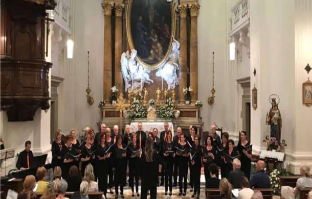 liberi cantores in concerto estate 2018
