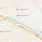 Tragitto stazione – centro commerciale: la messa in sicurezza primo impegno del Comitato Vallelata con la prossima Amministrazione