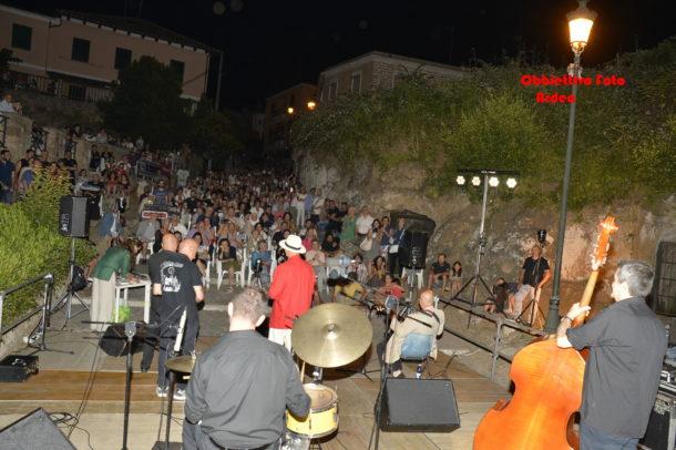 Gradinata di via Catilina ardea jazz