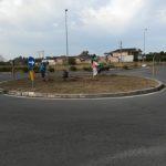 Pulizia marciapiedi e scoline: due sabati di lavoro a Casalazzara