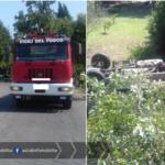 Chiusa l'uscita Campoverde nord in direzione Latina: in corso il recupero del mezzo incidentato