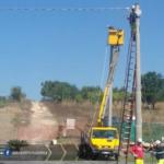 Lavori sulla Pontina, strada chiusa in entrambe le direzioni tra Via Strampelli e Casalazzara