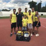 Campionati Regionali Individuali Assoluti di atletica, la Runforever Aprilia non sfigura