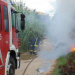 Auto a fuoco a Fossignano, non si esclude nessuna pista