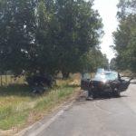 Incidente Via Prato Cesarino, deceduto uno dei conducenti. La Polizia Stradale procede per omicidio colposo
