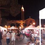 Giovedì torna il mercatino serale in Piazza Roma con gli Shopping Days