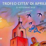 Trofeo Città di Aprilia: tutto pronto per la V edizione