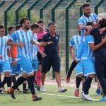 Rimonta Aprilia Racing Club, Budoni superato 2-1