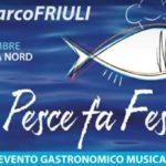 Dal 7 settembre il Parco Friuli di nuovo in festa, stavolta per il pesce