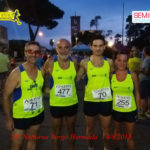 Runforever Aprilia, tutte le gare del mese di Agosto