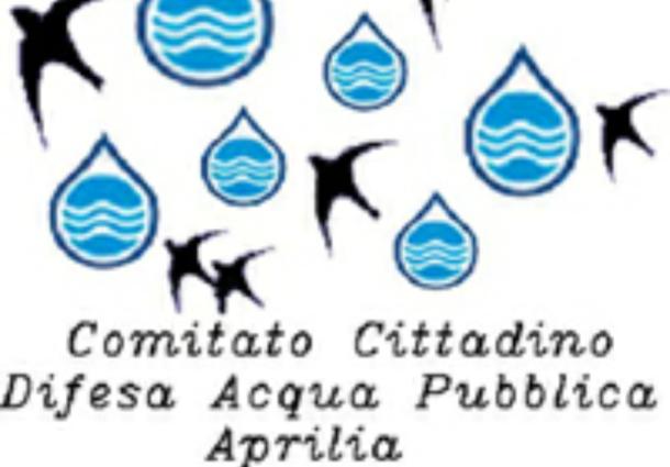 comitato acqua pubblica aprilia