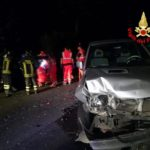 Incidente stradale a Campoverde, l'intervento dei Vigili del Fuoco