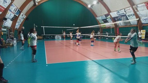 Giò Volley Aprilia - Team D