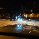 Emergenza grandine, la Polizia Stradale intervenuta sulla Pontina