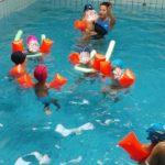 Fiabe motorie, nuoto e lingua inglese al Baby Club