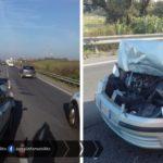 Ennesimo incidente sulla 148: carreggiata nord bloccata tra Via Apriliana e Via Laurentina