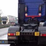 Traffico in ripresa sulla Pontina, rimosso mezzo pesante in avaria
