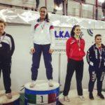 6 medaglie per la Tomari-te al Trofeo Lazio
