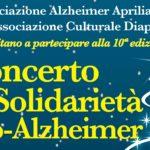 Natale speciale per l'Associazione Alzheimer Aprilia Onlus