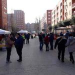 Il mercatino di Aprilia chiude il 2018 con il felice trasloco a Toscanini