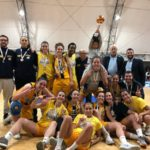 La Coppa Lazio a San Raffaele, Virtus Basket Aprilia battuta in finale
