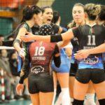La GiòVolley riparte da Lamezia: tre punti d'oro per Sestini e compagne
