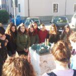 Gli studenti dell'Istituto Zona Leda alla scoperta della storia di Aprilia