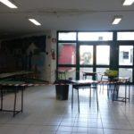Liceo Meucci rimane senza acqua. Gli studenti escono dall'istituto.