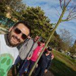 Festa dell'albero: il Parco Manaresi ancora più verde