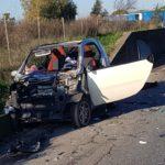 La Pontina miete una nuova vittima: morto il ragazzo coinvolto nell'incidente di ieri mattina
