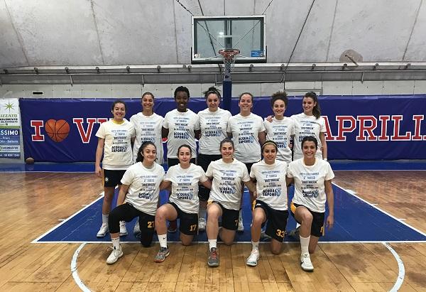 San Raffaele Roma basket
