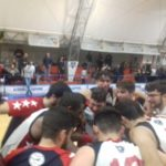La Virtus Basket maschile ferma la capolista Grottaferrata