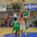 La Virtus femminile vince il derby con la Bulla Basket Latina