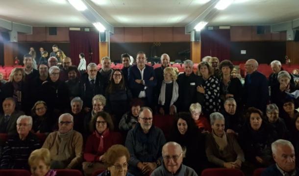 centri sociali anziani teatro europa