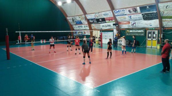 CQR Lazio giò volley