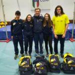 La Runforever partecipa ai campionati Regionali Indoor di Atletica Leggera