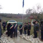 75° anniversario dello Sbarco Alleato, la cerimonia al memoriale di Eric Waters
