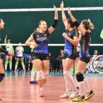 Colpaccio a Modica, la Giò Volley inizia il 2019 da prima della classe