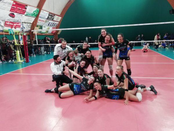 Foto di squadra giò volley b1
